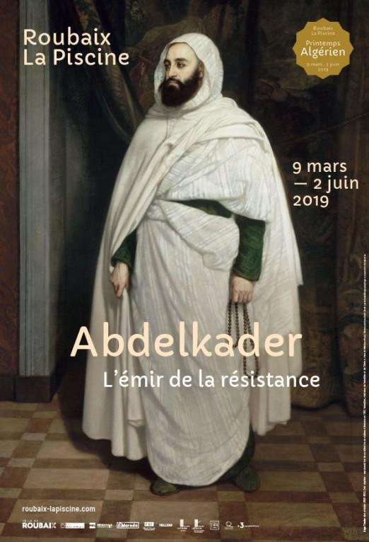 Expo. Abdelkader L'émir de la résistance. La Piscine Roubaix Abdelk10