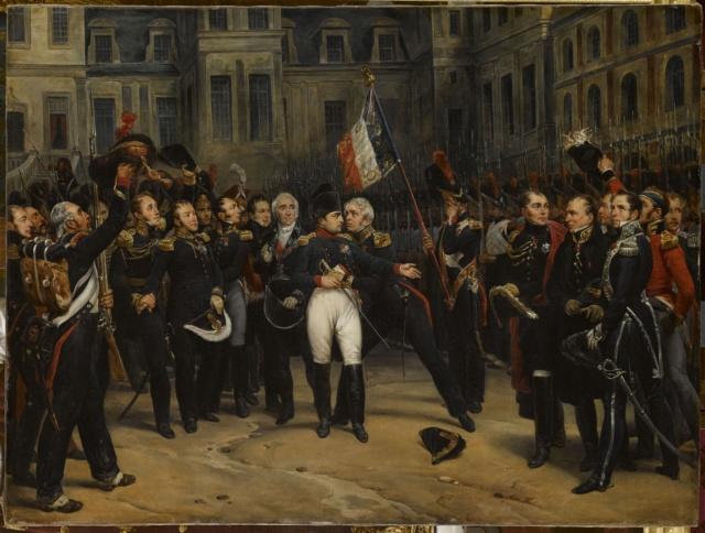 Exposition Napoléon à la Grande Halle de La Villette - Page 2 Adieux10