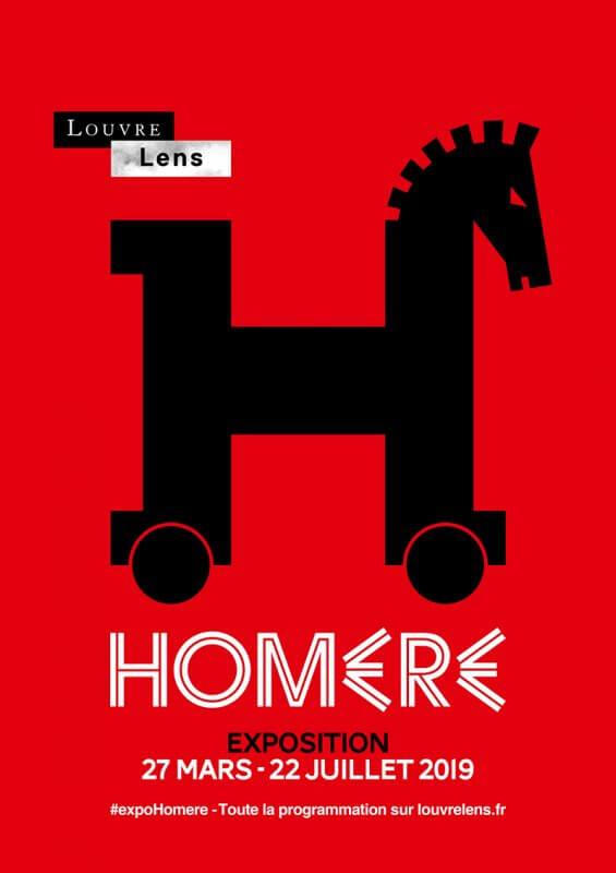 Exposition Homère au Louvre Lens Affich11