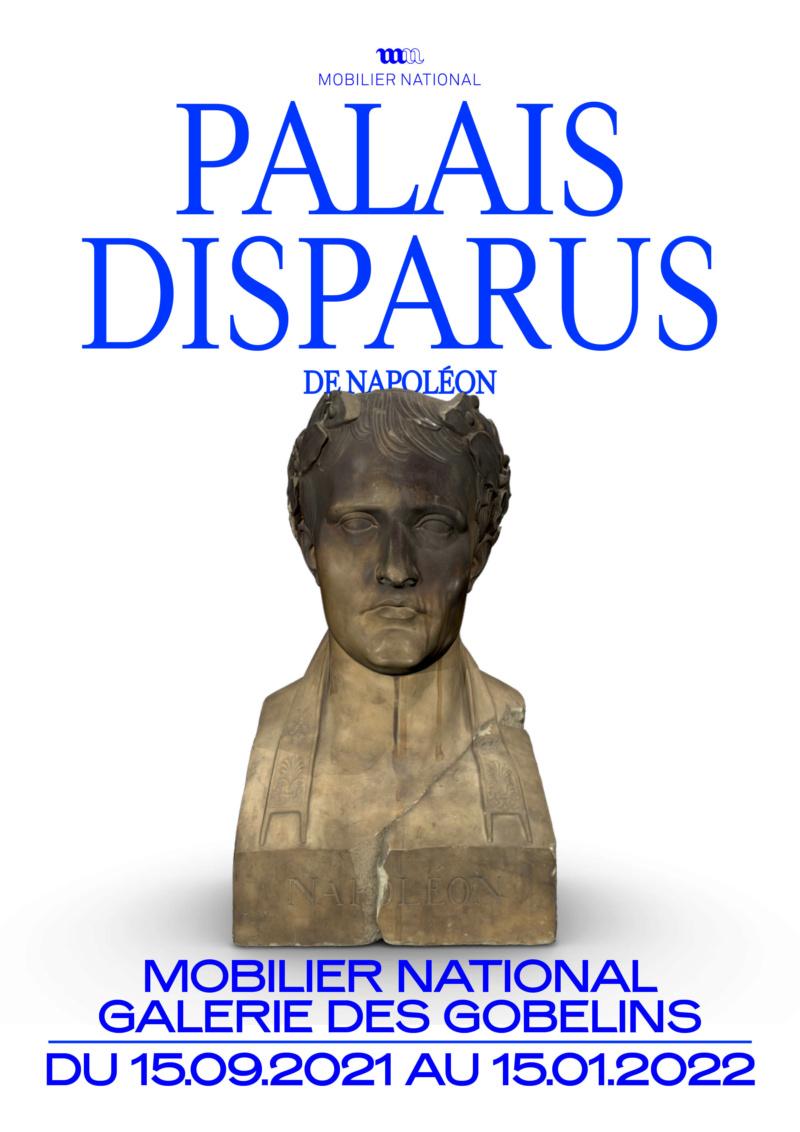 Les Palais disparus de Napoléon, au Mobilier national (2021) Affich18