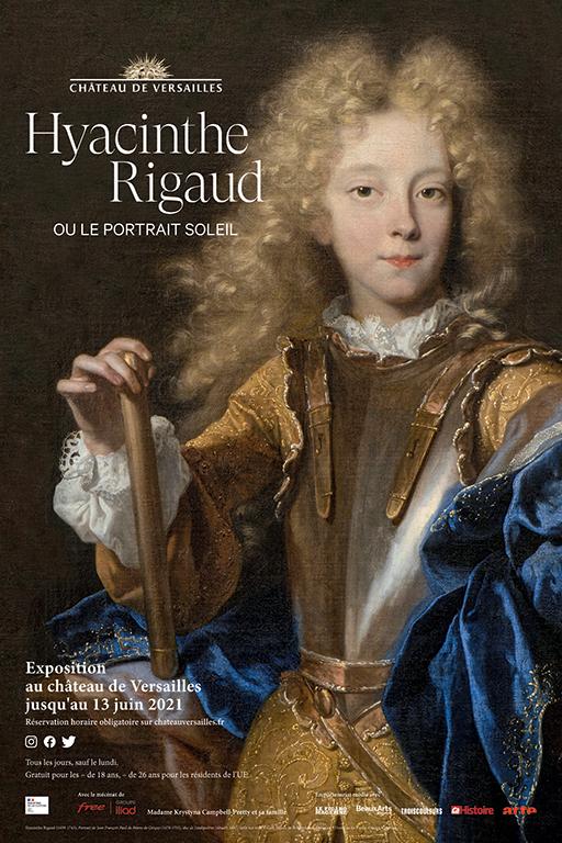 Hyacinthe Rigaud ou le portrait Soleil, expo Versailles 2020 - Page 3 Affich21