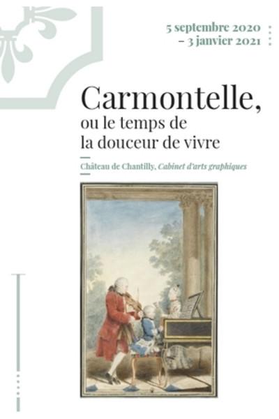 Carmontelle ou le temps de la douceur de vivre, à Chantilly Agen2910