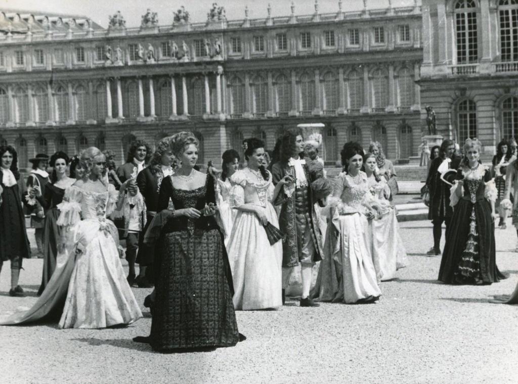 Le château de Versailles et le cinéma Angzol10