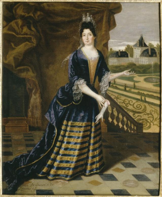 Exposition : Le château de Meudon, au siècle de Louis XIV Anne_d10