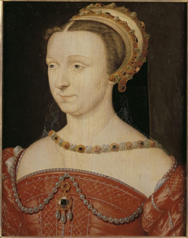Exposition : Henri II. Renaissance à Saint-Germain-en-Laye Anne_e10
