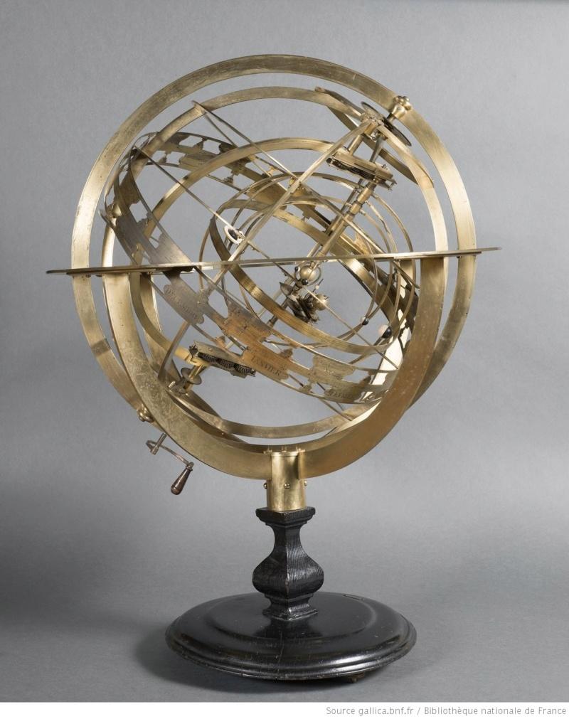 Bnf Exposition Le monde en sphères Appare10