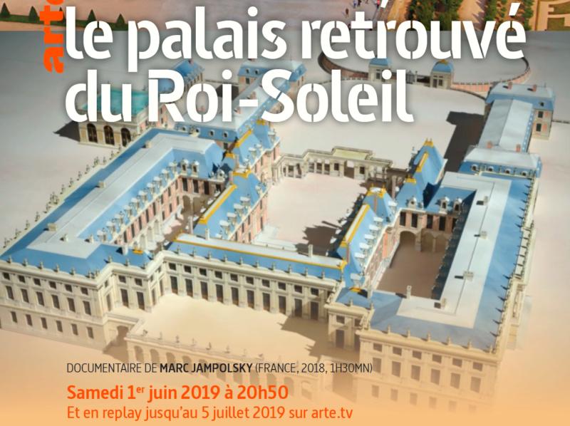 Arte : Versailles, le palais retrouvé du Roi-Soleil Arte_p11