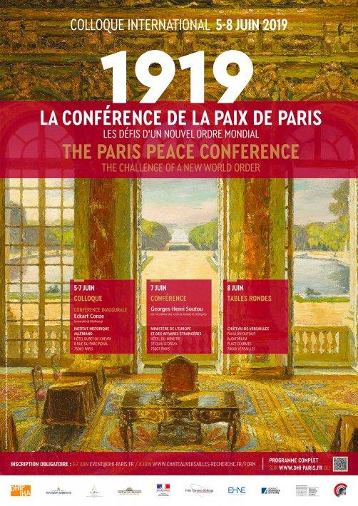 La Conférence de la Paix de 1919 Paris et Versailles Arton110