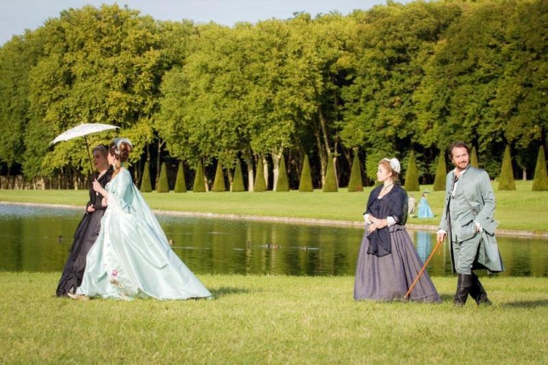 Le château de Versailles et le cinéma - Page 2 B9716810