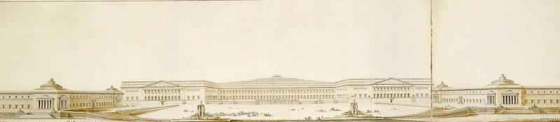 utopiques - Expo : Les Architectures rêvées (1660-1815) Boullz10