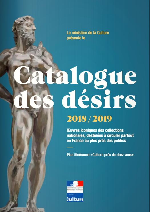 Le catalogue des désirs, 500 oeuvres prétées en province Catalo10