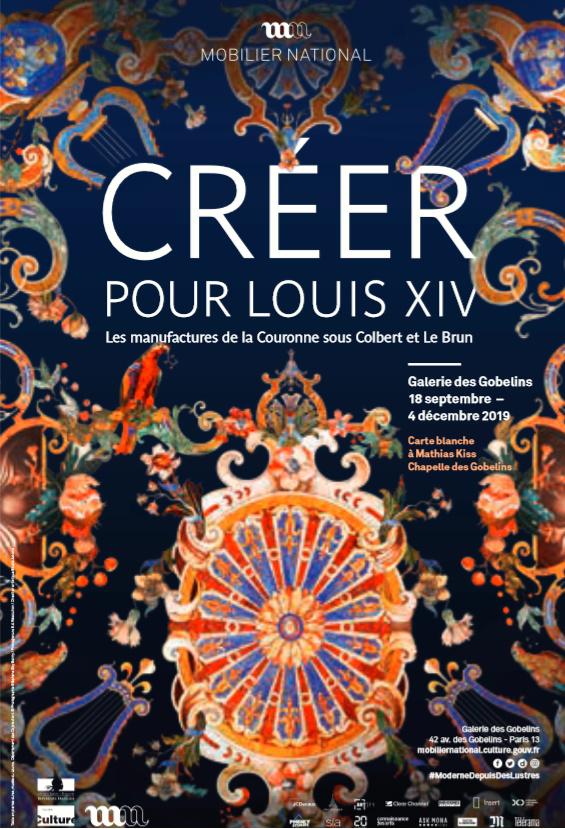 créer - Exposition Créer pour Louis XIV, Galerie des Gobelins Creer_11