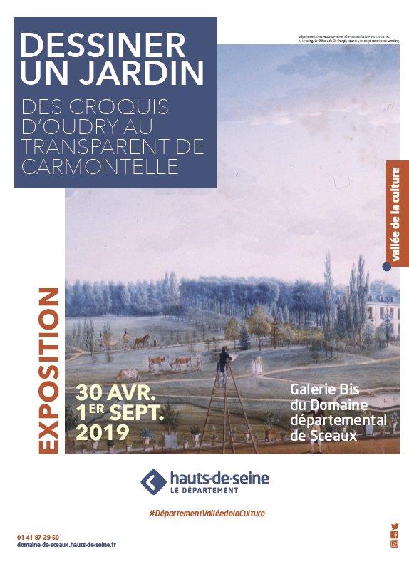 Sceaux : Des croquis d'Oudry au Transparent de Carmontelle D6sg9310