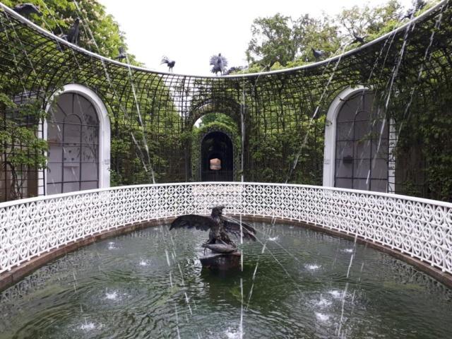 Exposition. Lunéville : La sculpture en son château D7gum_11