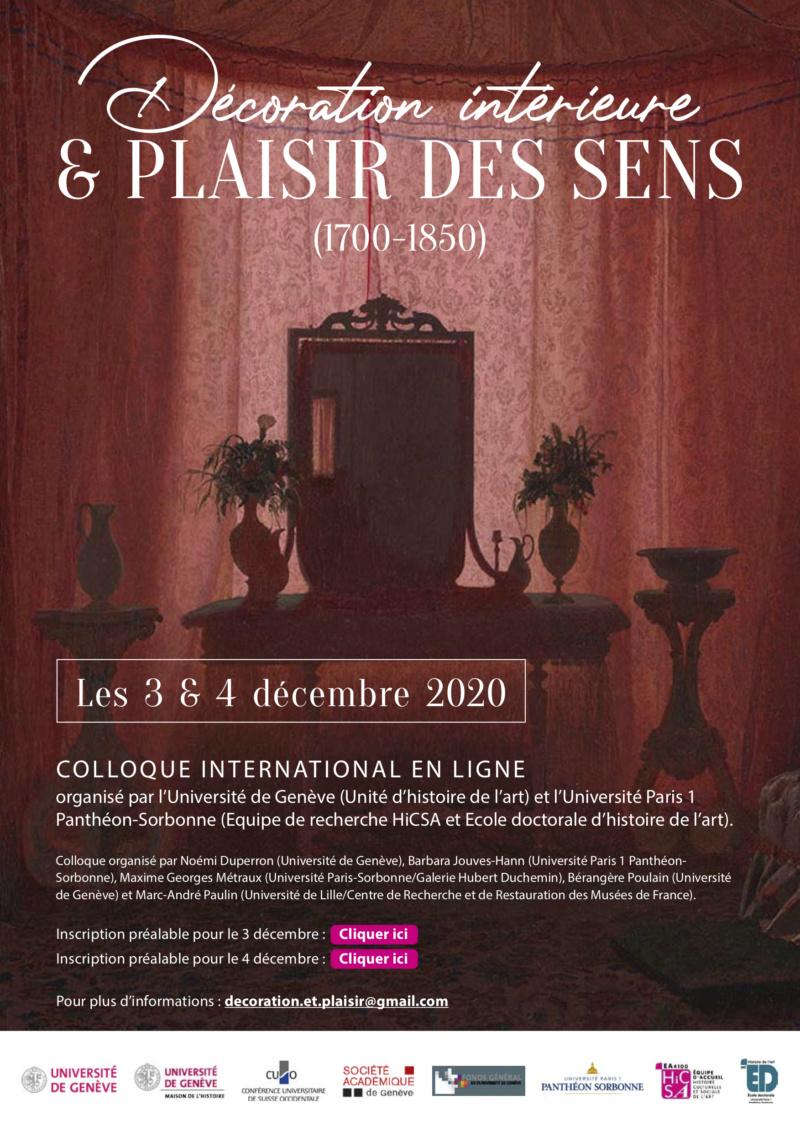 Décoration intérieure et plaisir des sens (1700-1850) Deacor11