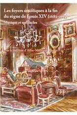 Les foyers artistiques à la fin du règne de Louis XIV Dis-9710