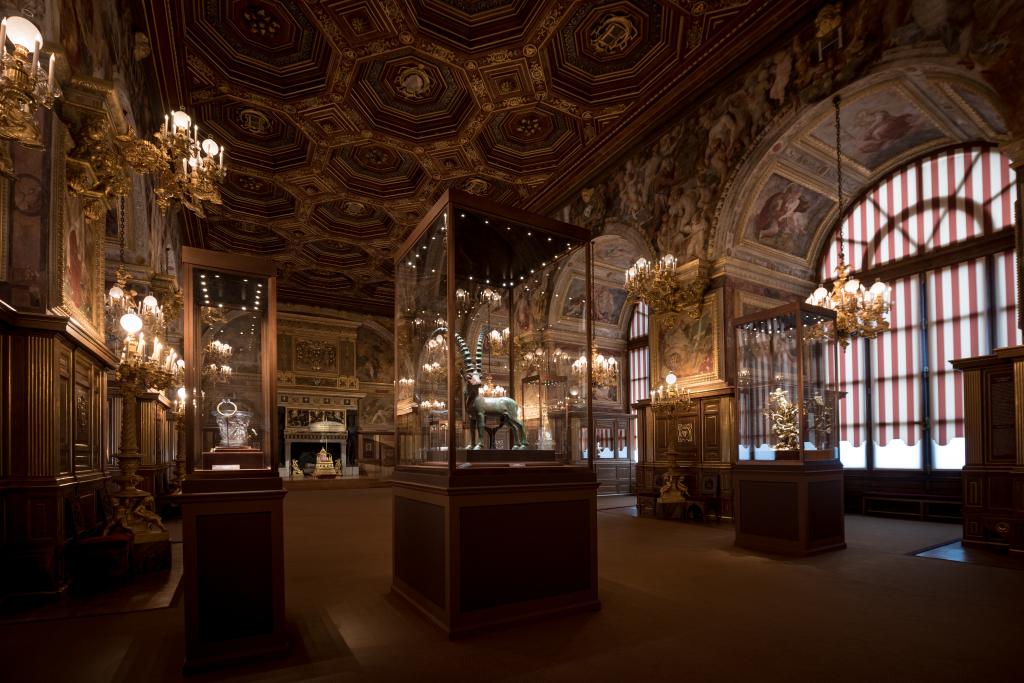 Fontainebleau Salle-de-Bal Rois du Monde Collection Al Thani Dsc61710