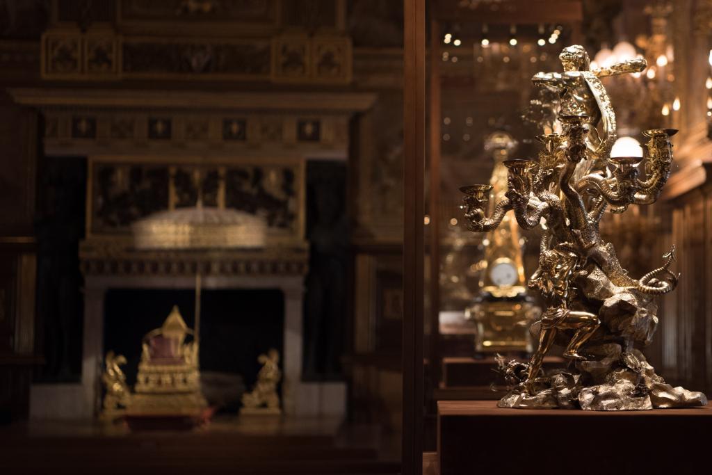 Fontainebleau Salle-de-Bal Rois du Monde Collection Al Thani Dsc62210