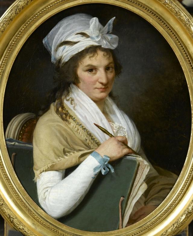 "Musée du Luxembourg Exposition ""Peintres femmes, 1780-1830"" Durieu10"