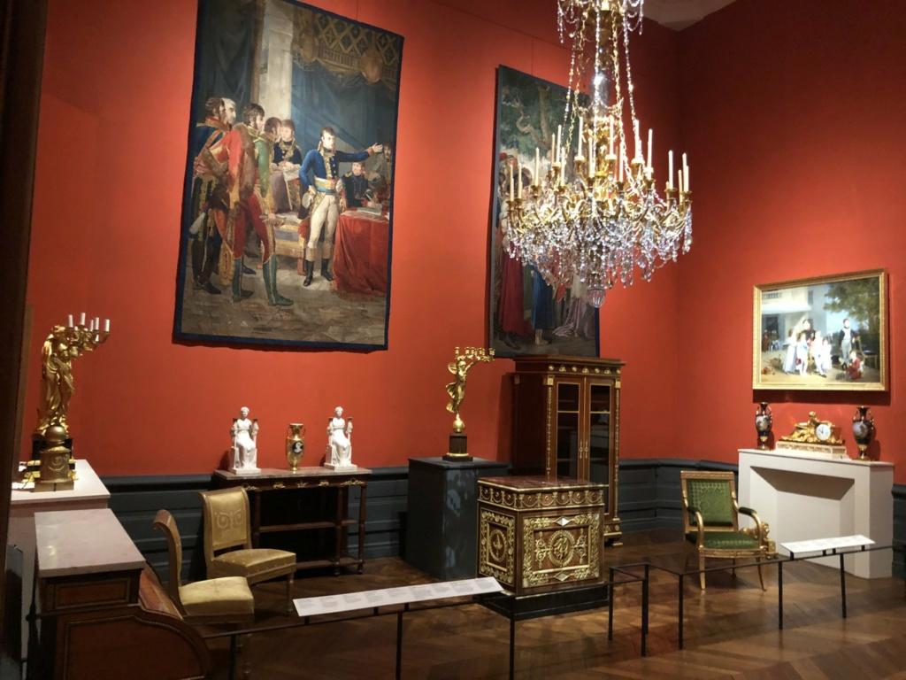 Les Palais disparus de Napoléon, au Mobilier national (2021) E-8w-511