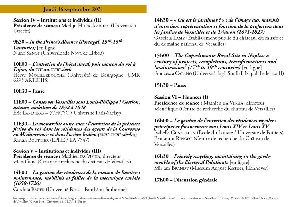 Entretenir la présence du Prince La gestion des sites royaux E-smt_13