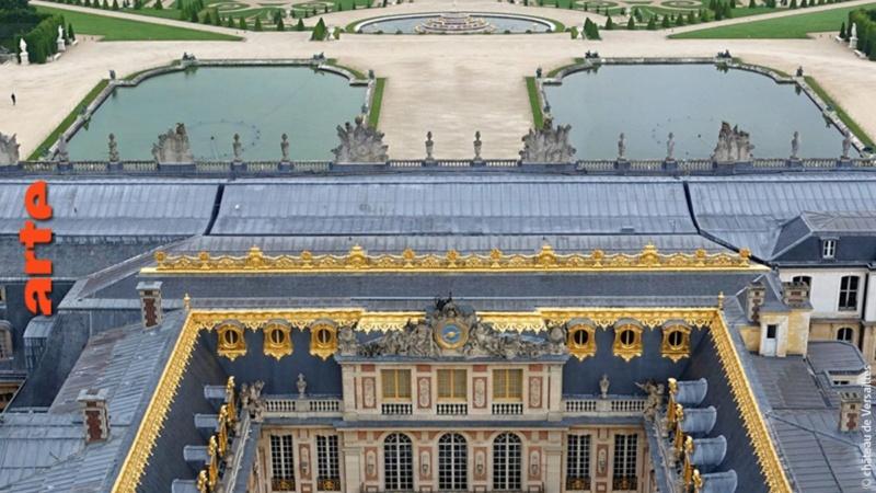 Arte. La collection Promenade à Versailles E1v-kx10