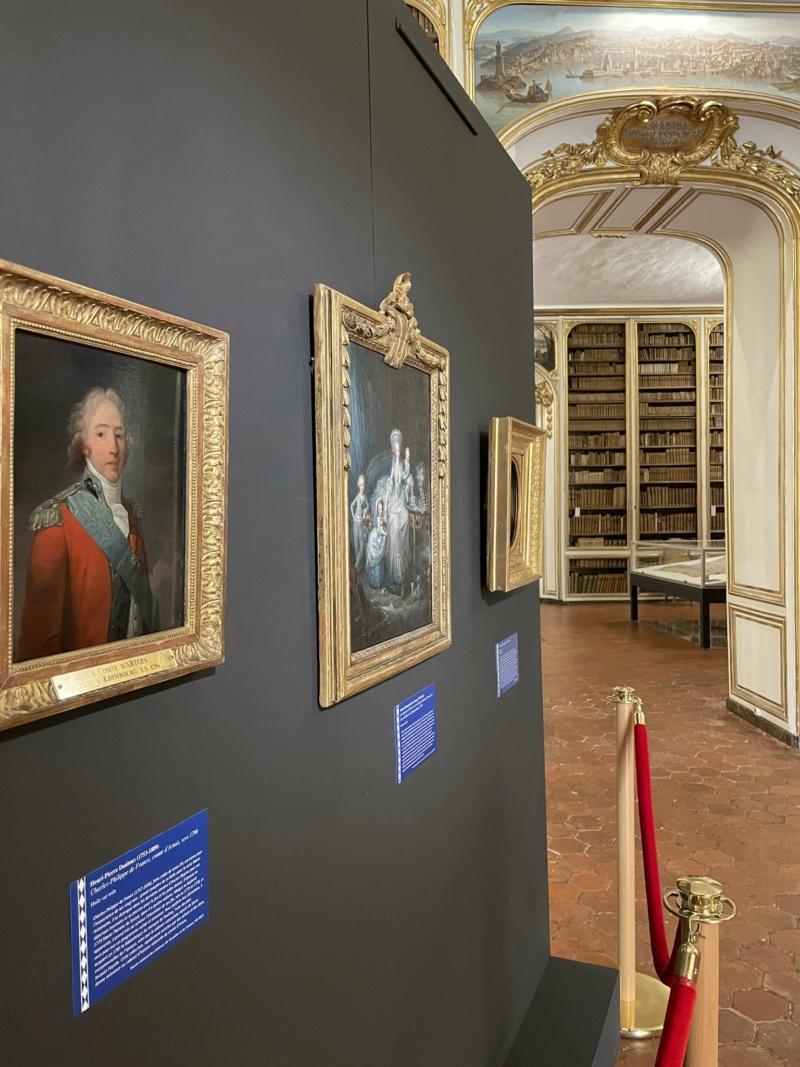 Exposition La curiosité d'un prince Bibliothèque municipale E_bbra10