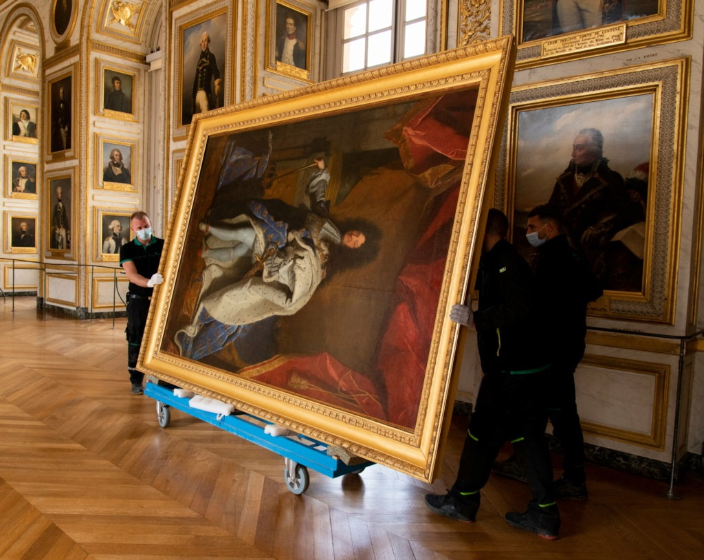 rigaud - Hyacinthe Rigaud ou le portrait Soleil, expo Versailles 2020 Eg0edf10