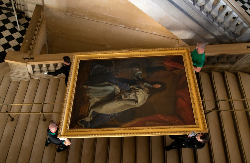 rigaud - Hyacinthe Rigaud ou le portrait Soleil, expo Versailles 2020 Eg0edg11