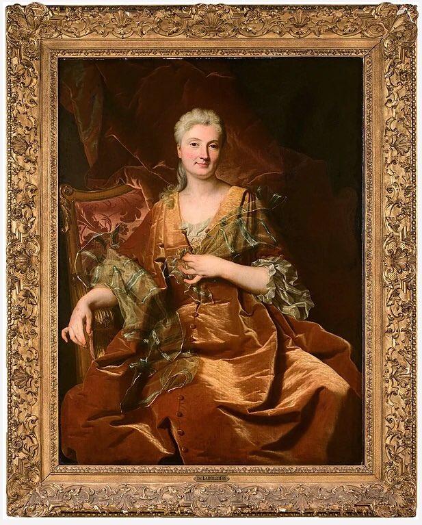 rigaud - Hyacinthe Rigaud ou le portrait Soleil, expo Versailles 2020 Eh28lu10