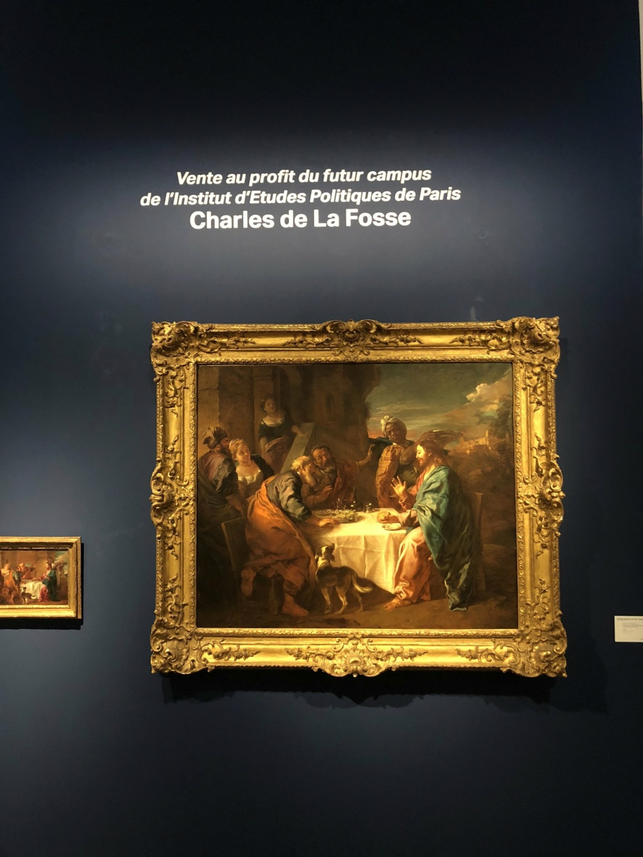 Exposition Charles de la Fosse en 2015 Ehf5r310