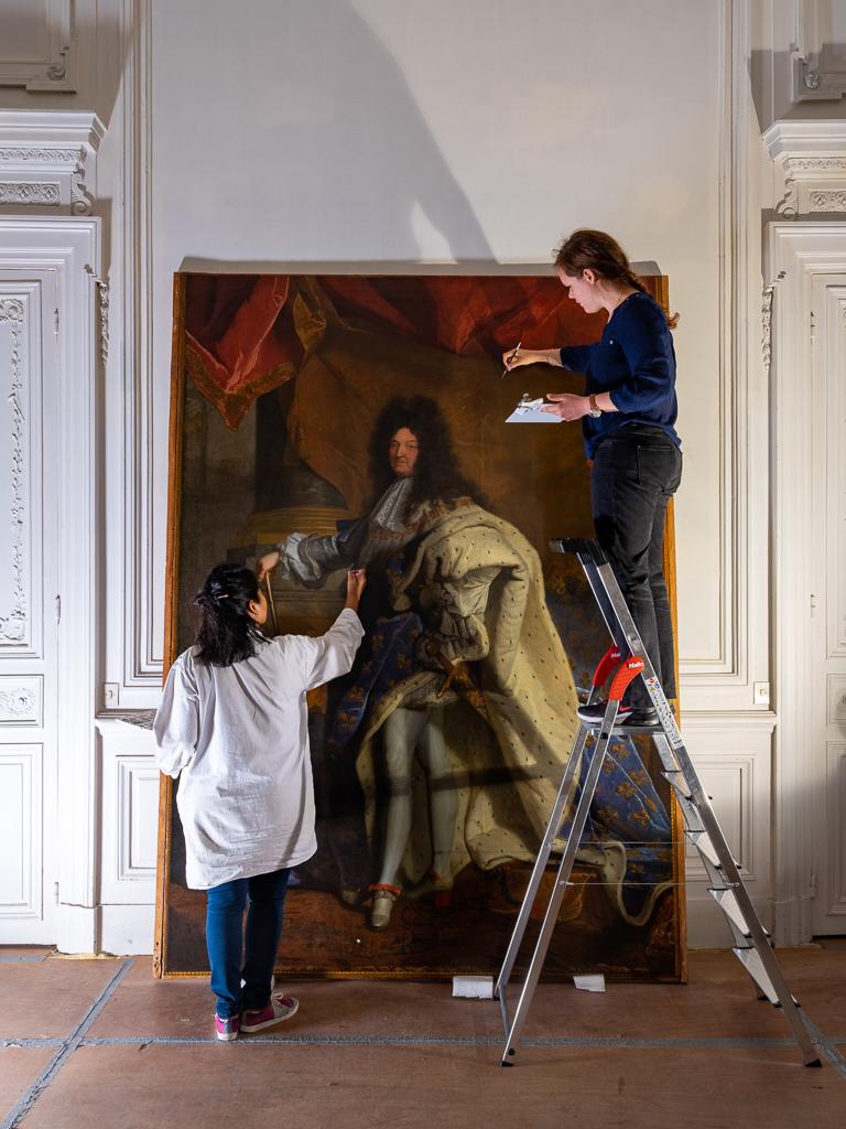 rigaud - Hyacinthe Rigaud ou le portrait Soleil, expo Versailles 2020 Eiwy2g10