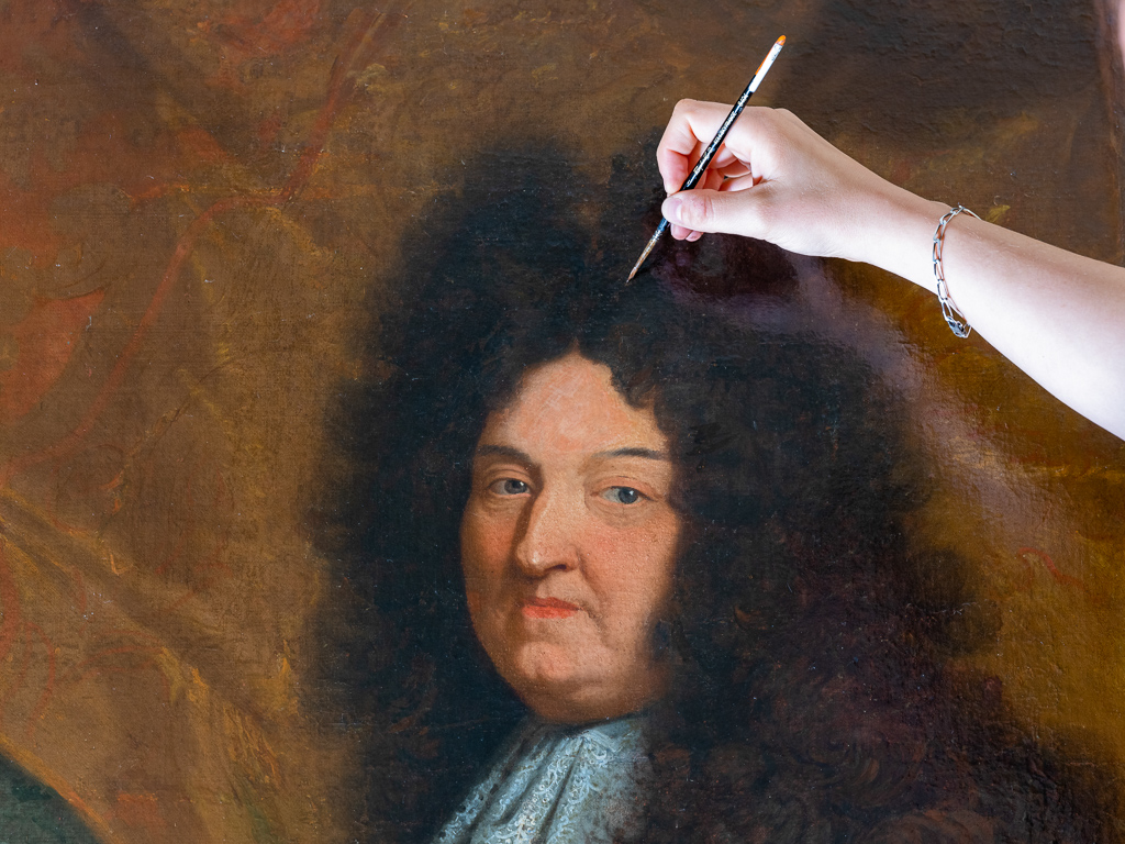 rigaud - Hyacinthe Rigaud ou le portrait Soleil, expo Versailles 2020 Eiwy2g11