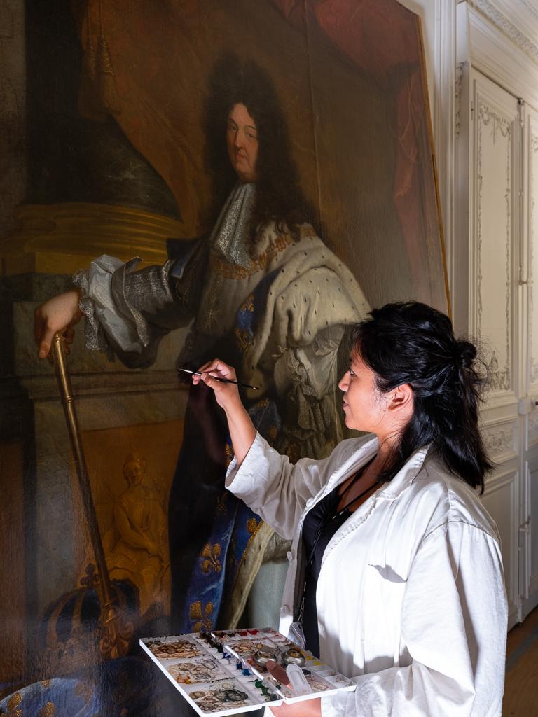 rigaud - Hyacinthe Rigaud ou le portrait Soleil, expo Versailles 2020 Eiwy4o10