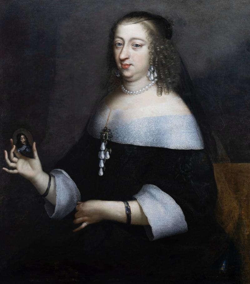 Portraits de Reines, expo au musée Rigaud de Perpignan. Ejue0d11