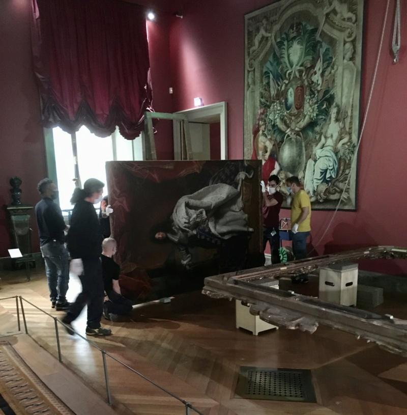 Hyacinthe Rigaud ou le portrait Soleil, expo Versailles 2020 Ekwvir11