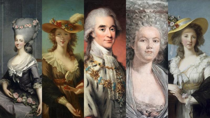 Secrets d'Histoire : Les favoris de Marie-Antoinette Em0qmf10