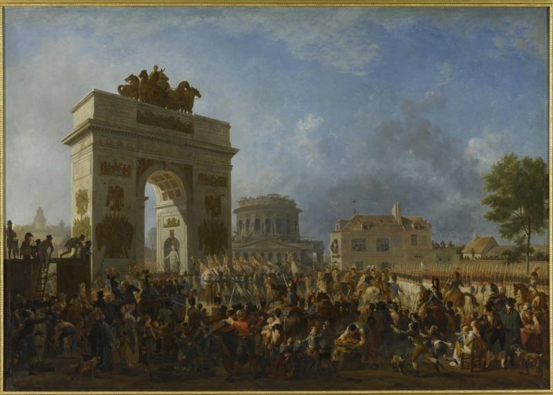Exposition Napoléon à la Grande Halle de La Villette Entrzo12