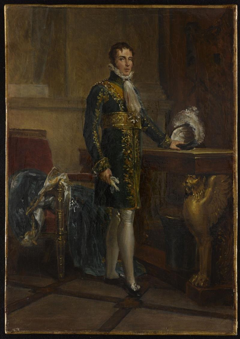 Ingres & la vie artistique à l'époque de Napoléon - Milan Eugzon10