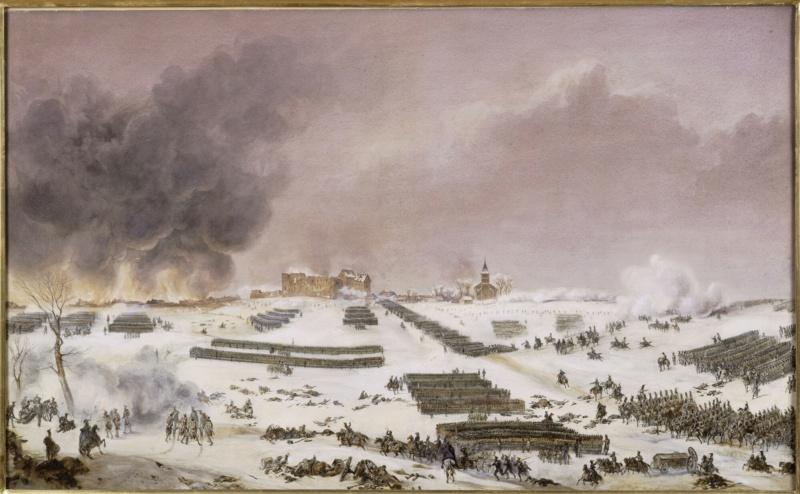 """Ajaccio Palais Fesch : Exposition """"Napoléon, Légendes"""". Eylau_10"""