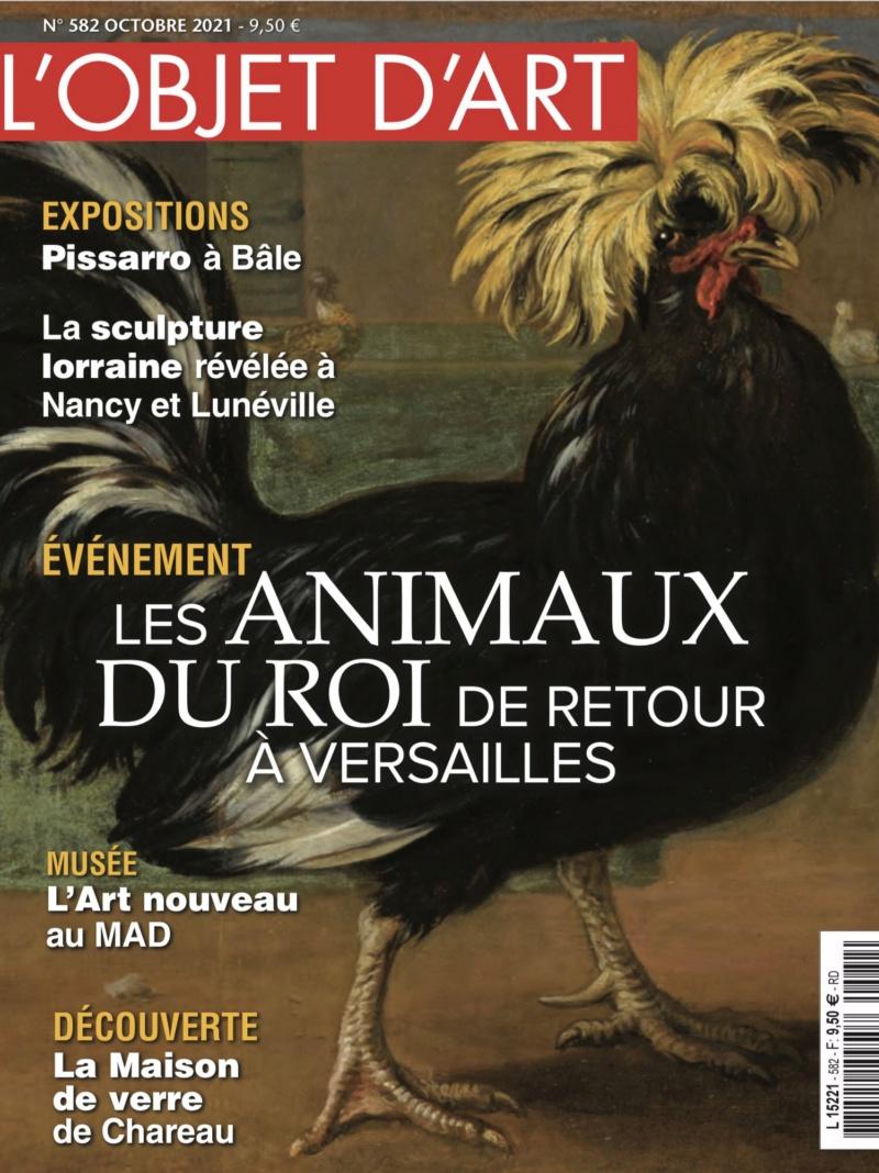 animaux - Exposition Les animaux du roi à Versailles Fajino11