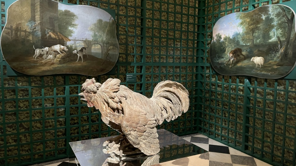 Exposition Les animaux du roi à Versailles - Page 2 Fbe8pn10