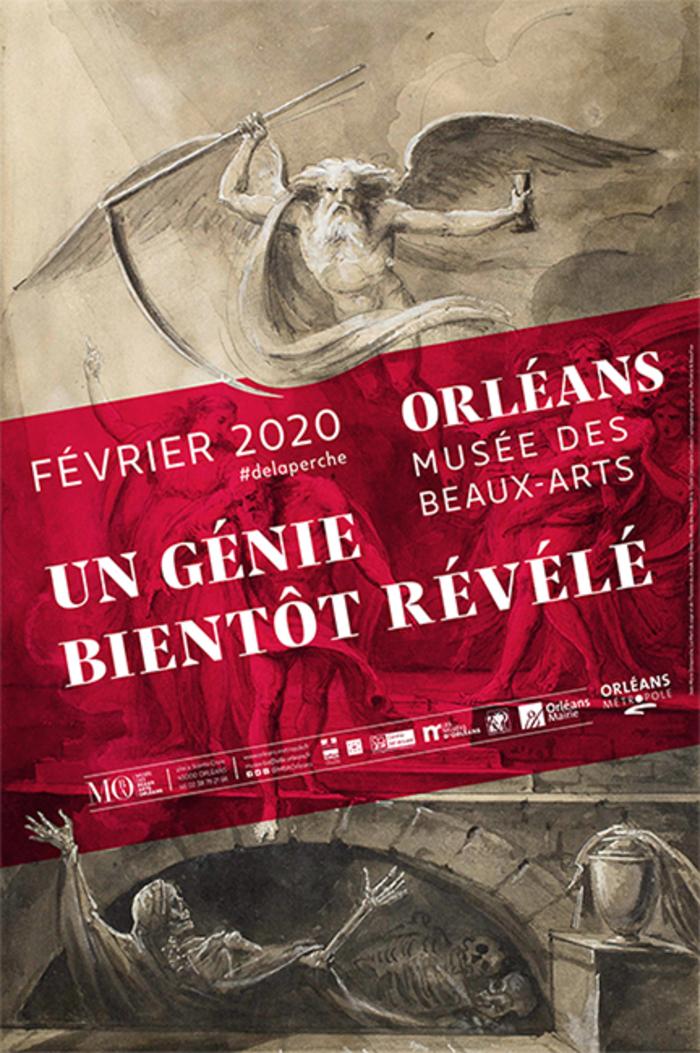 Expo. Jean-Marie Delaperche Musée des Beaux-Arts d'Orléans  Fd936210