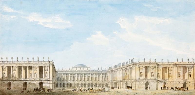 utopiques - Expo : Les Architectures rêvées (1660-1815) Fontai11