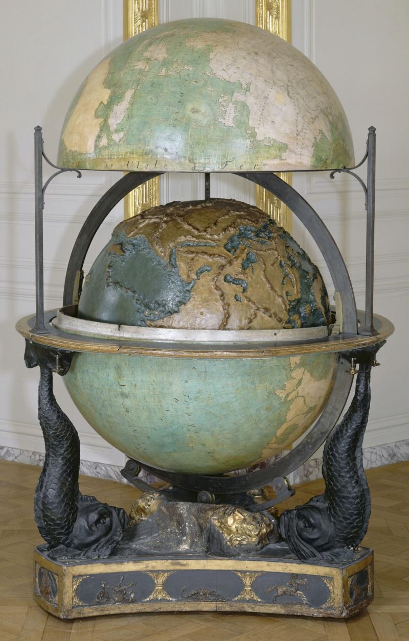 Bnf Exposition Le monde en sphères Globe_12