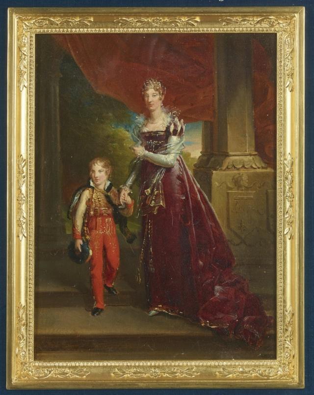 Montauban : exposition, Ferdinand Philippe, duc d'Orléans Gzorar10