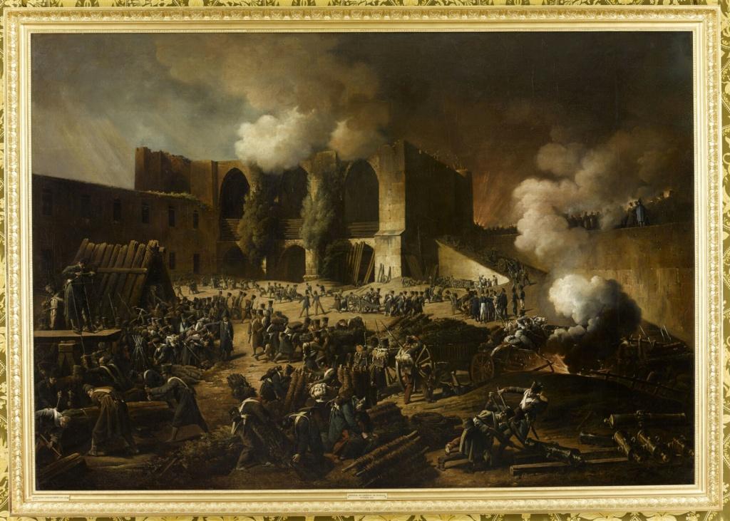 Exposition Napoléon à la Grande Halle de La Villette - Page 2 Heim_b11