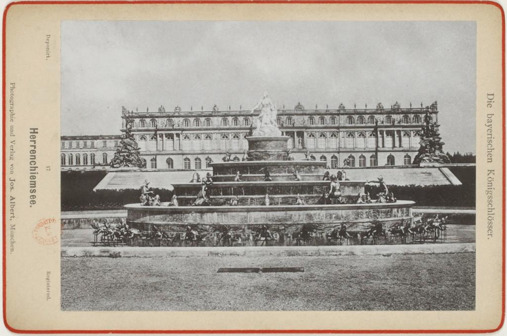 Le mythe de Versailles et l'Europe des cours, XVIIIe-XIXe s. Herren10