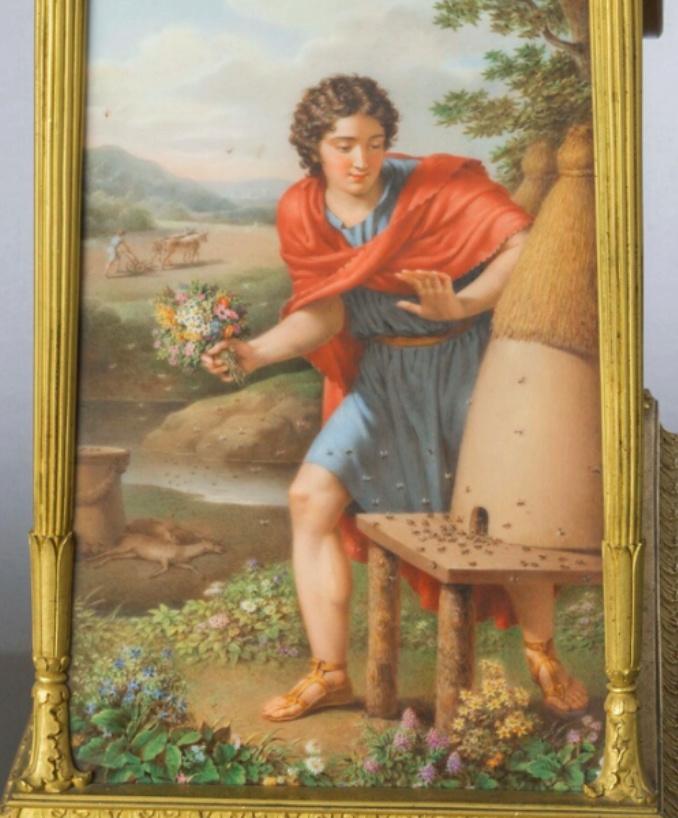 Aristée, dieu champêtre des abeilles Huard_10