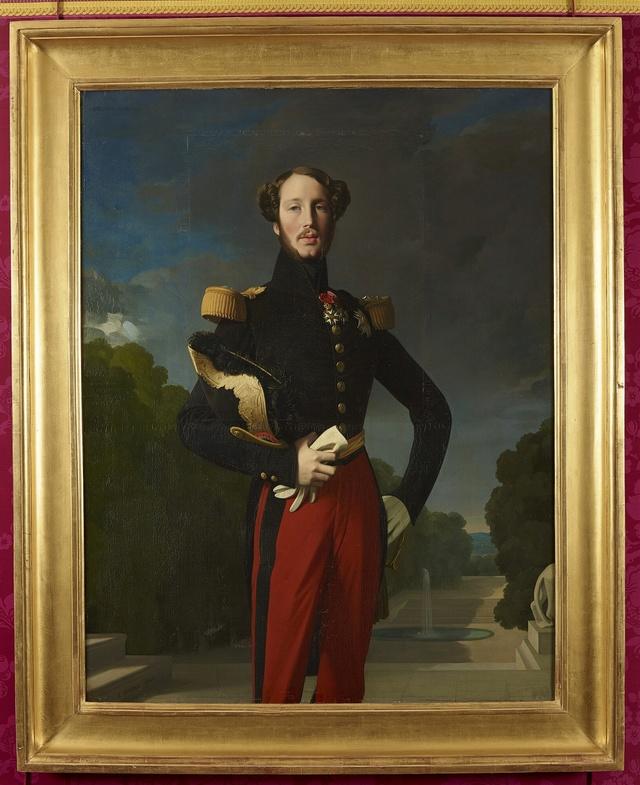 Montauban : exposition, Ferdinand Philippe, duc d'Orléans Ingres10